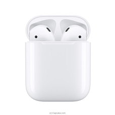 Apple Airpods 2 With Charging Case at Kapruka Online