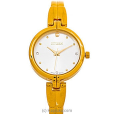 Citizen Ladies Gold Watch at Kapruka Online
