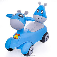 Kid`s Blue Riding Toy By Brightmind at Kapruka Online for specialGifts