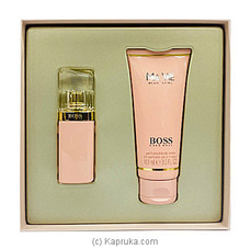 BOSS Ma Vie Fragrance Gift Set For Her By Hugo Boss at Kapruka Online for specialGifts