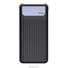 Baseus Thinnest Digital Dual Output Power Bank By Baseus at Kapruka Online for specialGifts