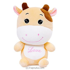 Mooi The Cow - Yellow By Huggables at Kapruka Online for specialGifts