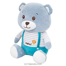Molly Blue Bear - By Huggables at Kapruka Online for specialGifts