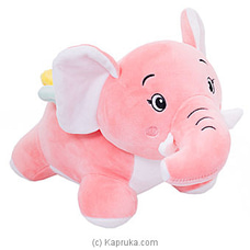 Pink Dumbo Baby Elephant By Huggables at Kapruka Online for specialGifts