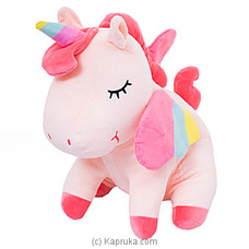 Pink Unicorn By Huggables at Kapruka Online for specialGifts