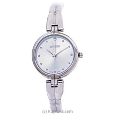 Citizen Ladies Silver Watch at Kapruka Online