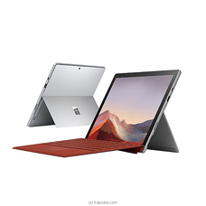 Microsoft Surface Pro 7 PVR-00006 12.3? Core i5 8GB 256GB Platinum By Microsoft at Kapruka Online for specialGifts