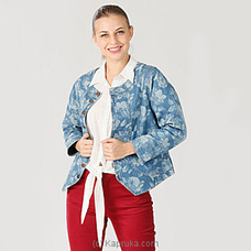 True Blue Denim Jacket at Kapruka Online
