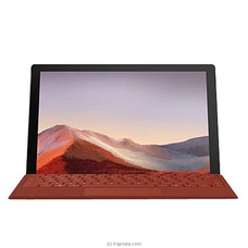 Microsoft Surface Pro 7 PVT-00001 12.3? Core I7 16GB 256GB Platinum at Kapruka Online