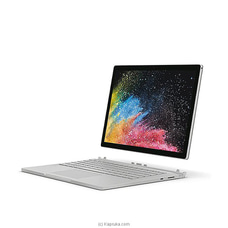 Microsoft Surface Book 2 PVG-00001 13.5? Core I5 8GB 256GB Silver at Kapruka Online
