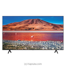 Samsung 75` UHD 4K Smart TV SAM-UA75TU7000K at Kapruka Online