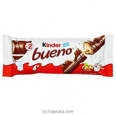 Kinder Bueno 43g at Kapruka Online