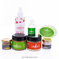 Aroma Oily Skin Gift Set By Aroma Natural at Kapruka Online for specialGifts