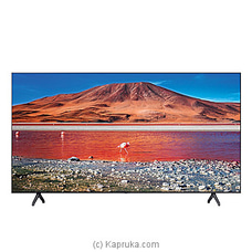 Samsung 55` Smart UHD LED TV SAM-UA55TU7000K at Kapruka Online