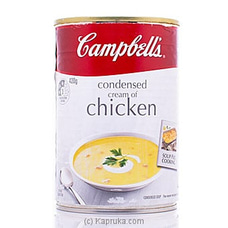 Campbells Condensed Cream Of Chicken- 420g at Kapruka Online