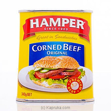 Hamper Corned Beef 340g By Hamper|Globalfoods at Kapruka Online for specialGifts