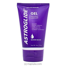 Astroglide Personal Lubricant 113g By Astroglide at Kapruka Online for specialGifts