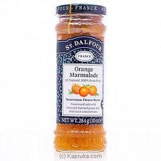St.Dalfour Orange Marmalade -284g By St. Dalfour|Globalfoods at Kapruka Online for specialGifts