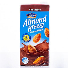 Blue Diamond Chocolate Almond Breeze Almond Milk 1l By Blue Diamond|Globalfoods at Kapruka Online for specialGifts