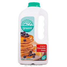 Green`s Original Pancake Shake 375g By Greens|Globalfoods at Kapruka Online for specialGifts