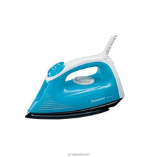 Panasonic Steam Iron-3Pin Blue PAN-NI-V100NATT-BLU at Kapruka Online