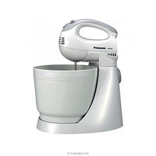 Panasonic Stand Mixer PAN-MK-GB1WTZ at Kapruka Online