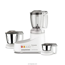 Panasonic Mixer Grinder PAN-MX-AC300WNA at Kapruka Online