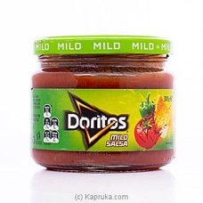 Doritos Mild Salsa 300g By Doritos|Globalfoods at Kapruka Online for specialGifts