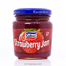 Cottees Strawberry Jam 250g By Cottees|Globalfoods at Kapruka Online for specialGifts