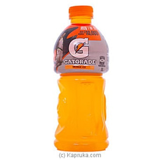 Gatorade Orange Ice Sports Drink 1L By Gatorade|Globalfoods at Kapruka Online for specialGifts