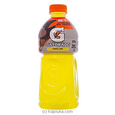 Gatorade Lemon Lime Sports Drink 1L at Kapruka Online