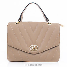 Chanel Shoulder Bag -Baige By NA at Kapruka Online for specialGifts