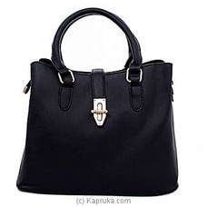 Ladies Handbag-Black By NA at Kapruka Online for specialGifts
