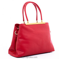 Ladies Handbag- Red By NA at Kapruka Online for specialGifts