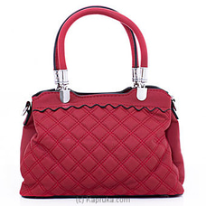 Ladies Handbag -  Red By NA at Kapruka Online for specialGifts