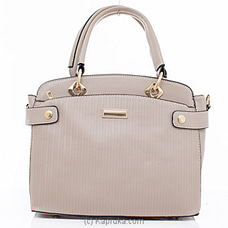 Ladies Tote Handbag - Beige By NA at Kapruka Online for specialGifts
