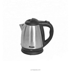 Abans Electric Stainless Steel Kettle 1.2L YD-121AD at Kapruka Online