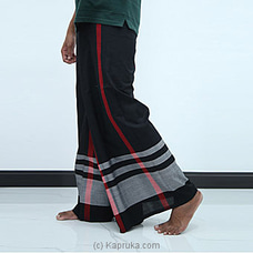 CS1102-Pure Cotton Handloom Sarong By cotton Weavers at Kapruka Online for specialGifts