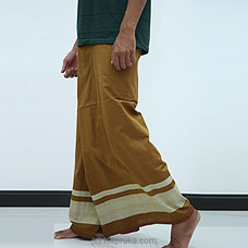 CS1106-Pure Cotton Handloom Sarong By cotton Weavers at Kapruka Online for specialGifts