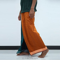 CS1113-Pure Cotton Handloom Sarong By cotton Weavers at Kapruka Online for specialGifts