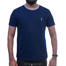 GOLF O NECK TSHIRTS-UF503 NAVY BLUE By Urban Golf at Kapruka Online for specialGifts