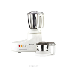 Panasonic 2 Jar Mixer Grinder PNMGMXAC210S By Panasonic at Kapruka Online for specialGifts