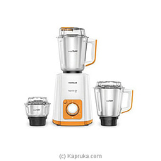 Havells Supermix NV Mixer Grinder 500W Orange HLMGSMNV50OR By Havells at Kapruka Online for specialGifts