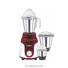 Jaipan Mega Star Mixer Grinder With 3.S.S Jars JPMGMEGASTAR By Jaipan at Kapruka Online for specialGifts