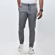 Moose Men`s Jogger Pant-m105-clay at Kapruka Online