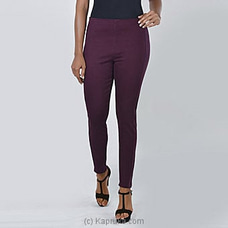 Moose Women`s Premium Legging-m302-maroon at Kapruka Online