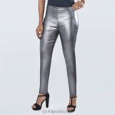 Moose Women`s Premium Legging-M302-Silver By MOOSE at Kapruka Online for specialGifts