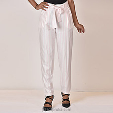 Moose Women`s Club Pant-M312-Triple Pink Stripes By MOOSE at Kapruka Online for specialGifts