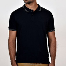 Moose Men`s Slim Fit T-shirt-M500-Black By MOOSE at Kapruka Online for specialGifts