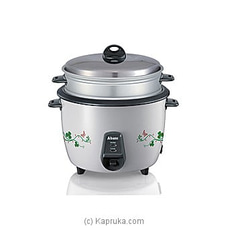 Abans-1.8Lt Rice Cooker ABCKRC18TR1 By Abans at Kapruka Online for specialGifts